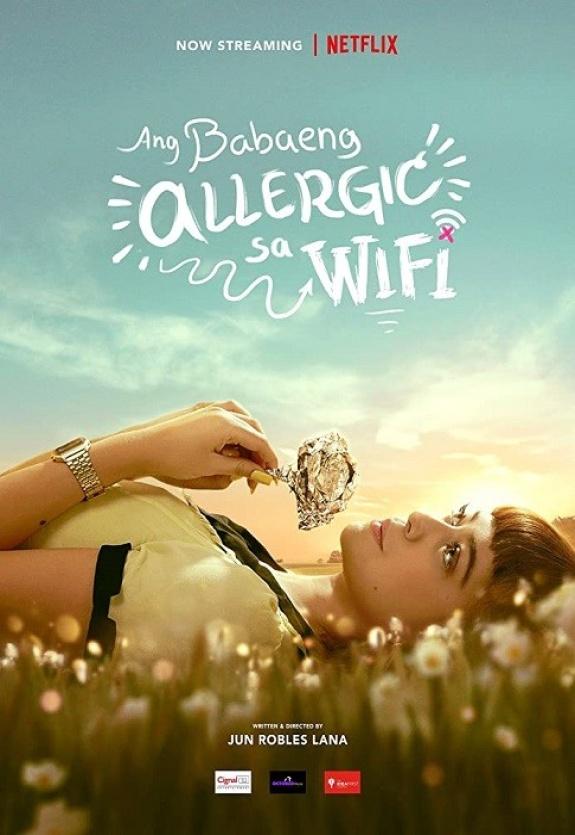 Девушка с аллергией на Wi-Fi