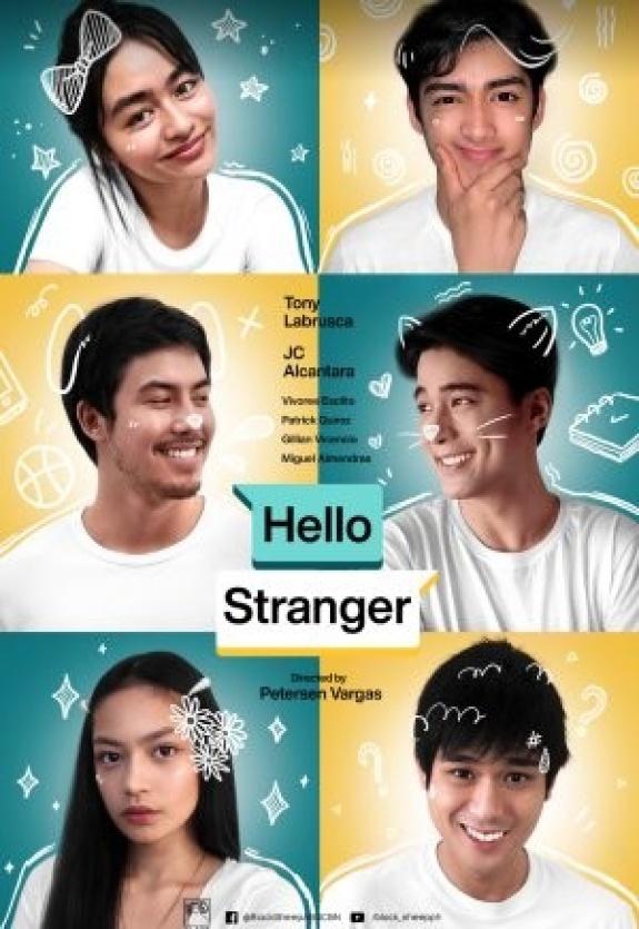 Привет, незнакомец